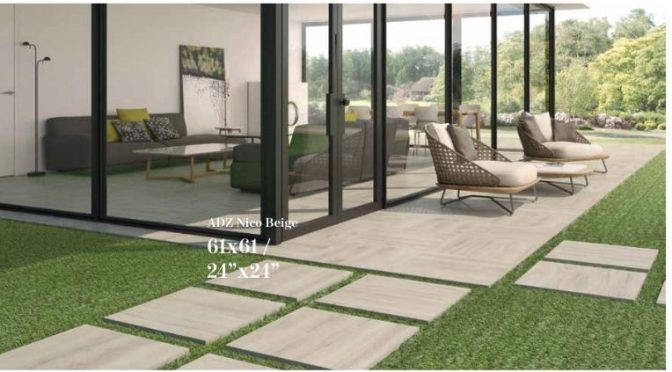 Our exciting new outdoor porcelain collection 2020